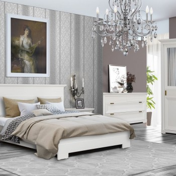 Dormitor Verona Bianco,...